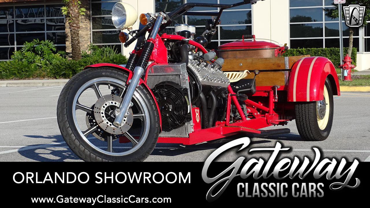 1935 Harley Davidson Trike