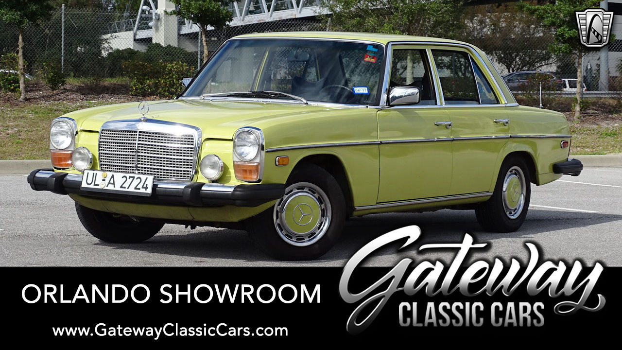 Used 1976 Mercedes-Benz 300D