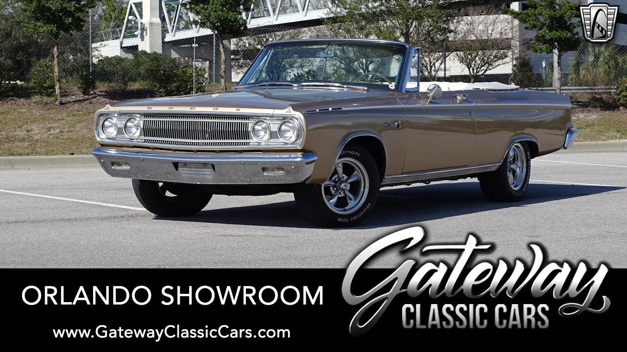 Used 1965 Dodge Coronet