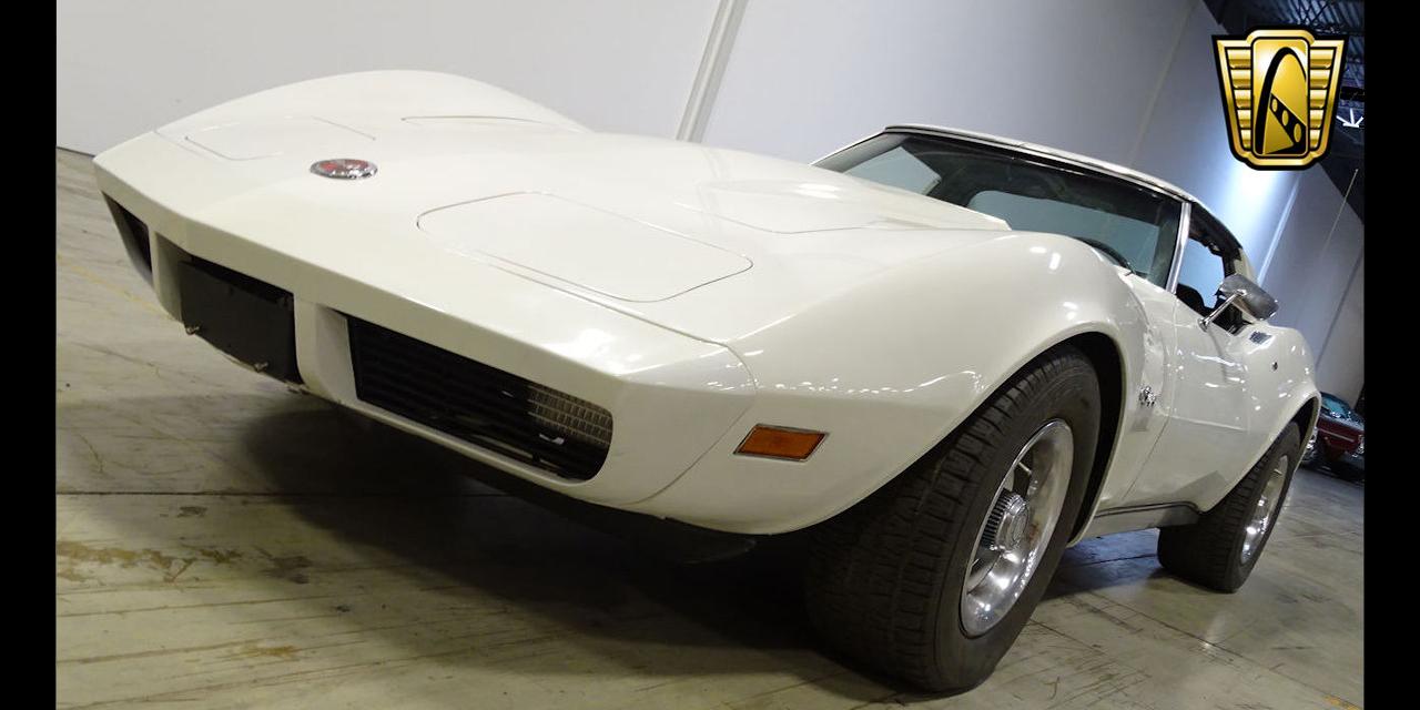 1974 Chevrolet Corvette 2
