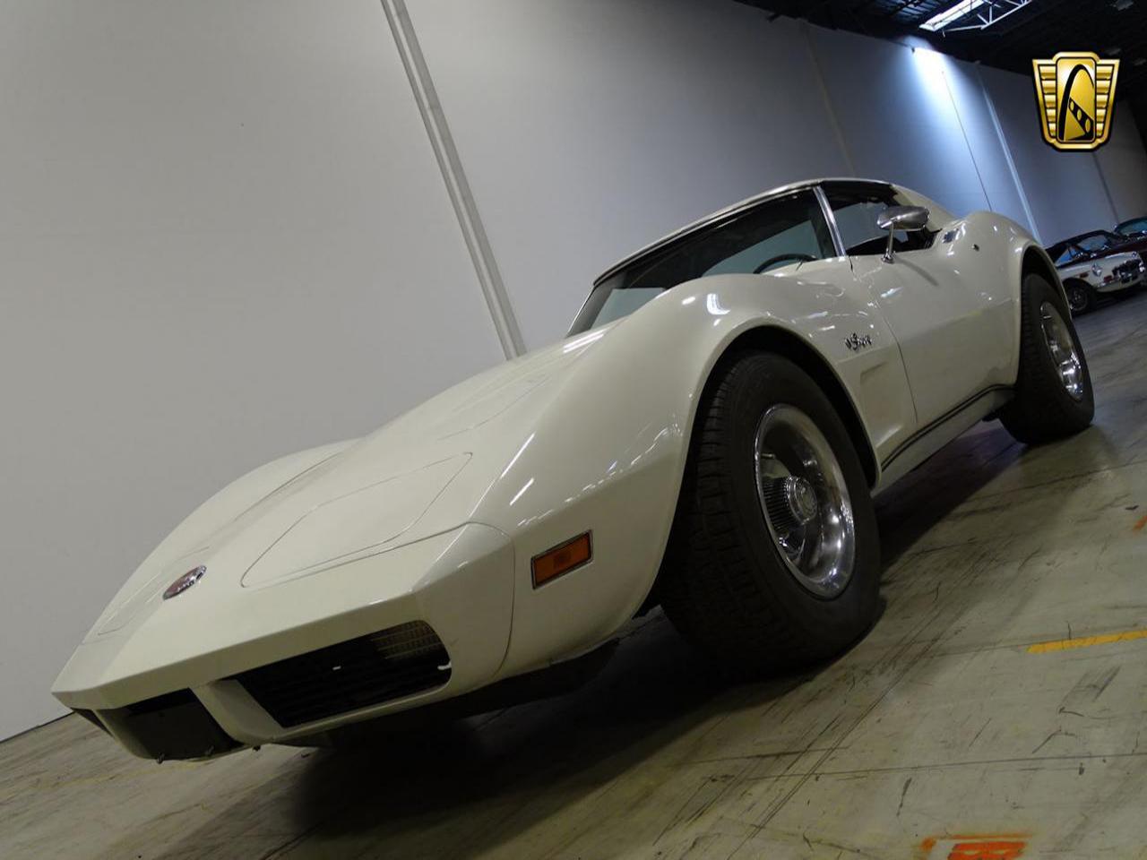 1974 Chevrolet Corvette 4