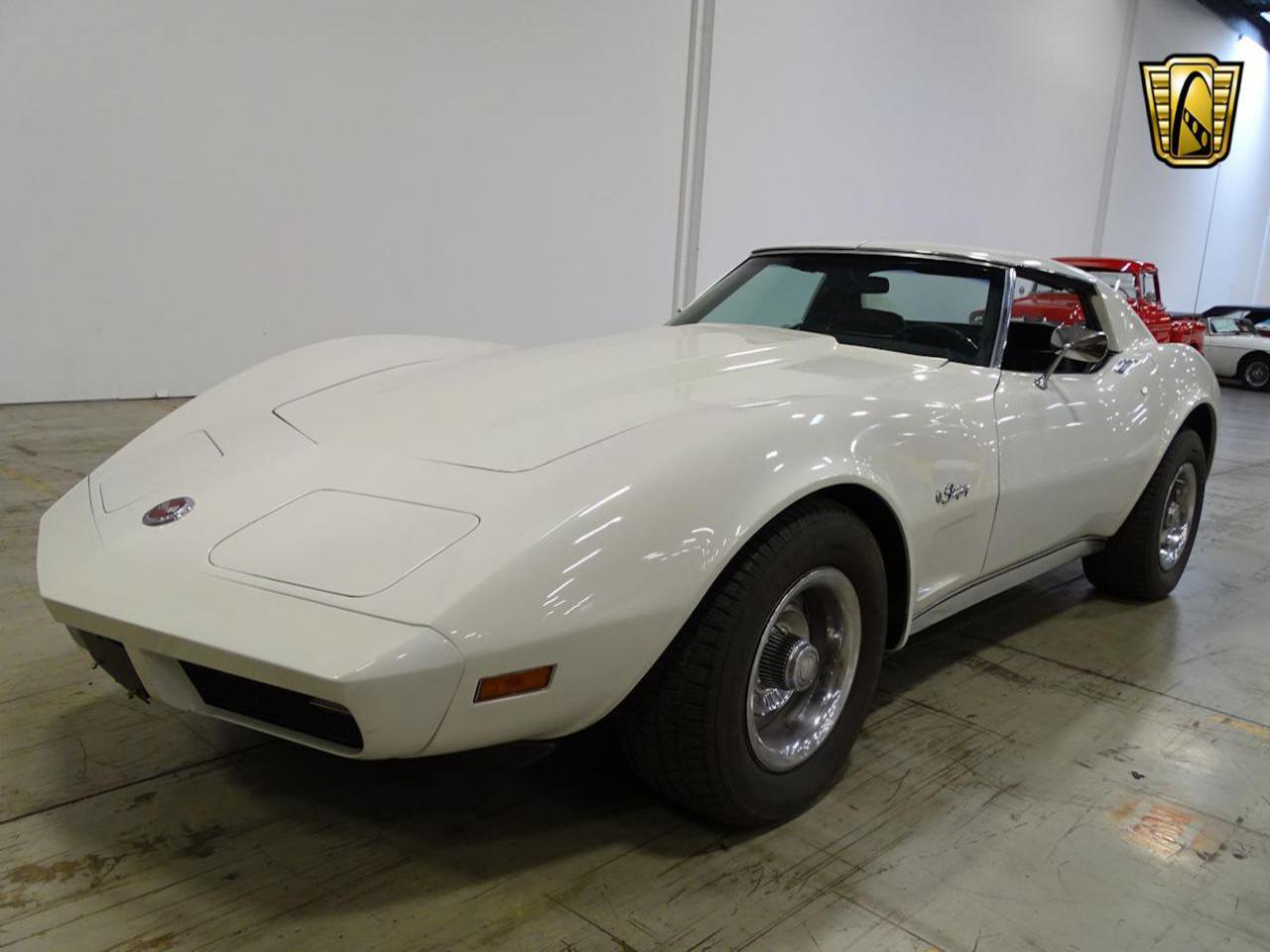 1974 Chevrolet Corvette 10
