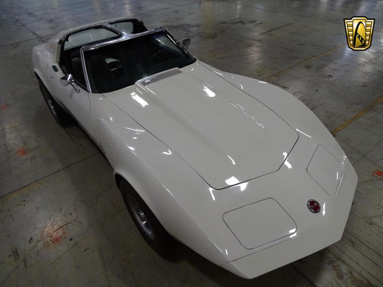 1974 Chevrolet Corvette 11