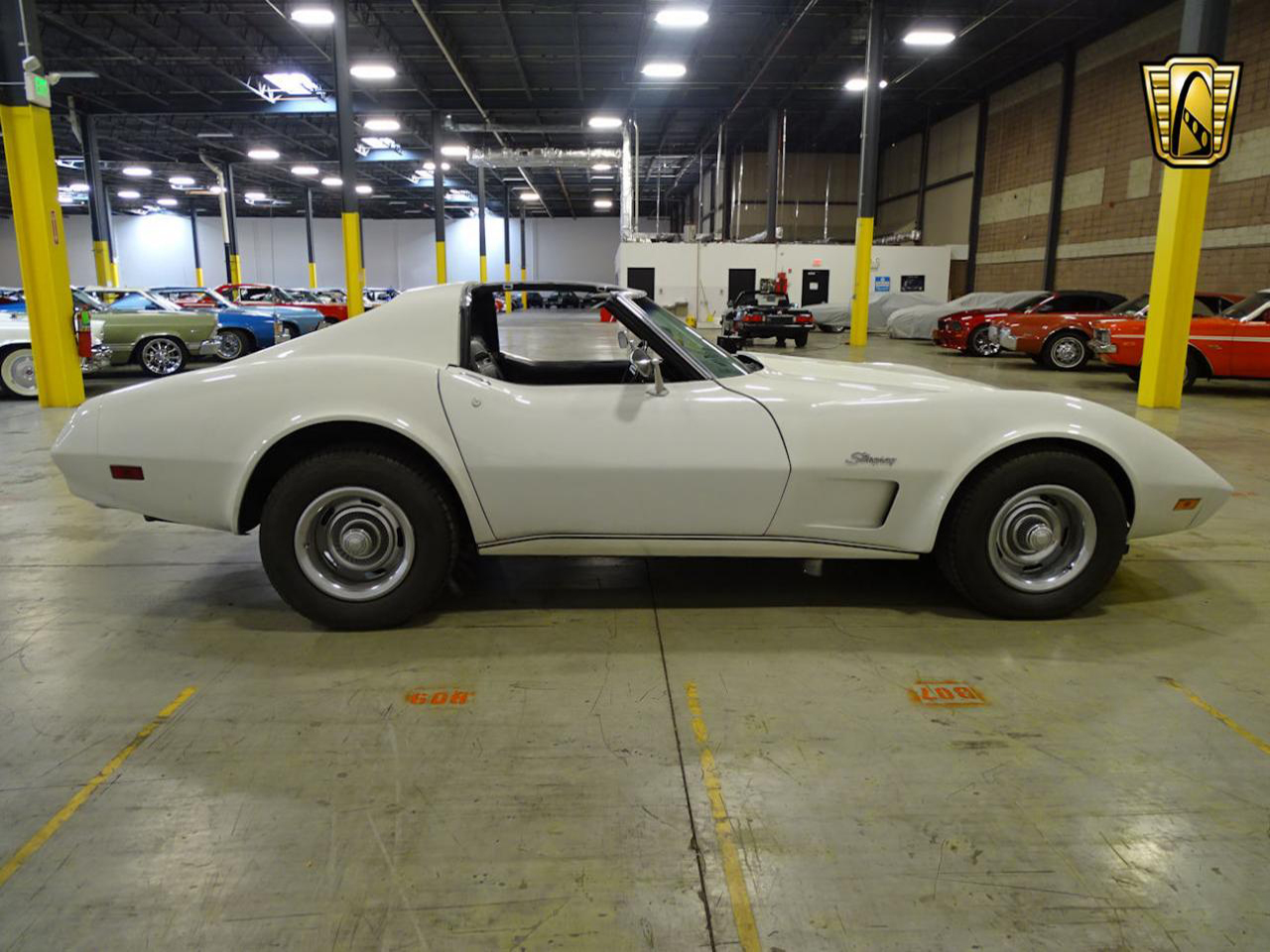 1974 Chevrolet Corvette 14
