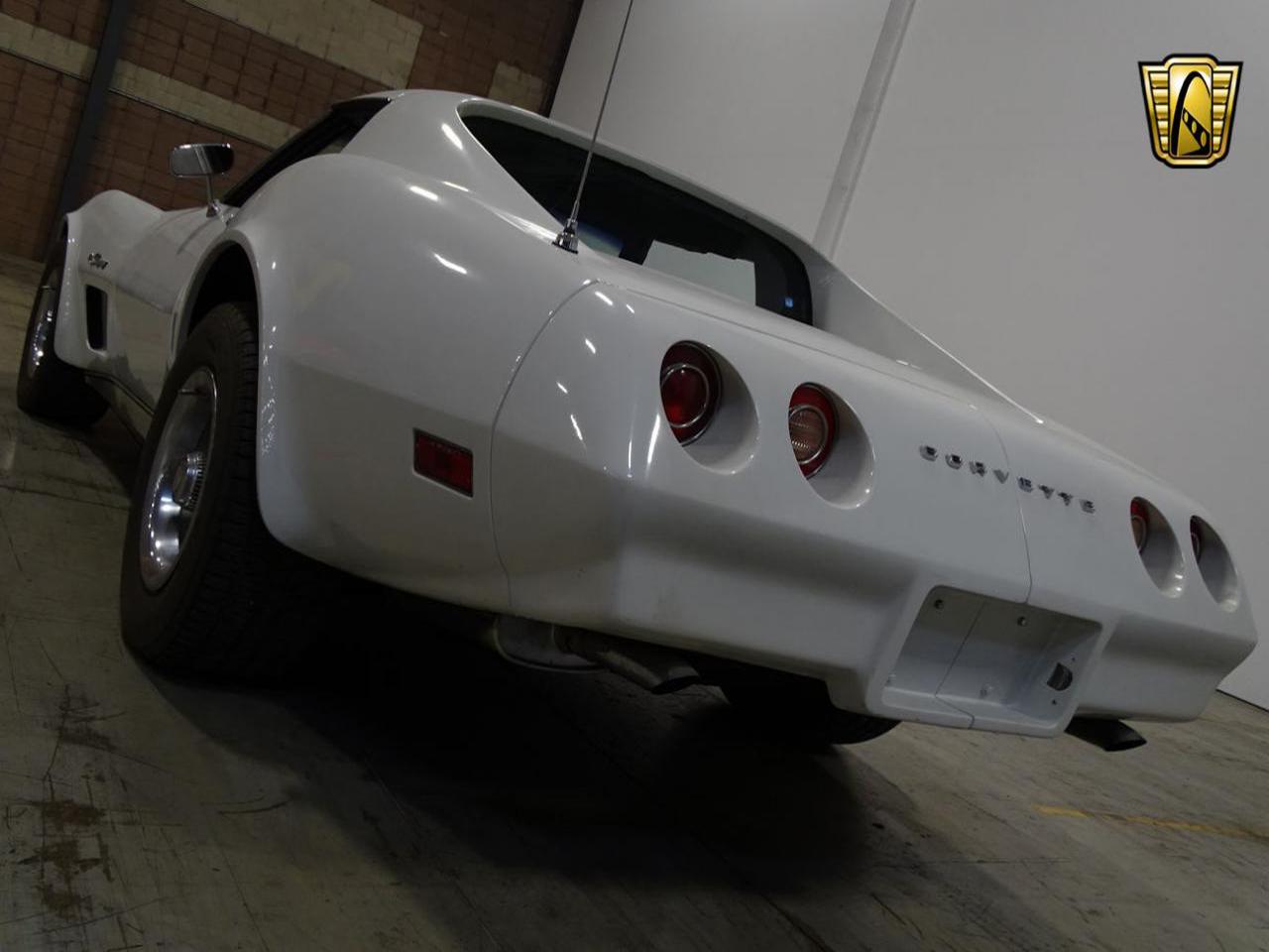 1974 Chevrolet Corvette 15