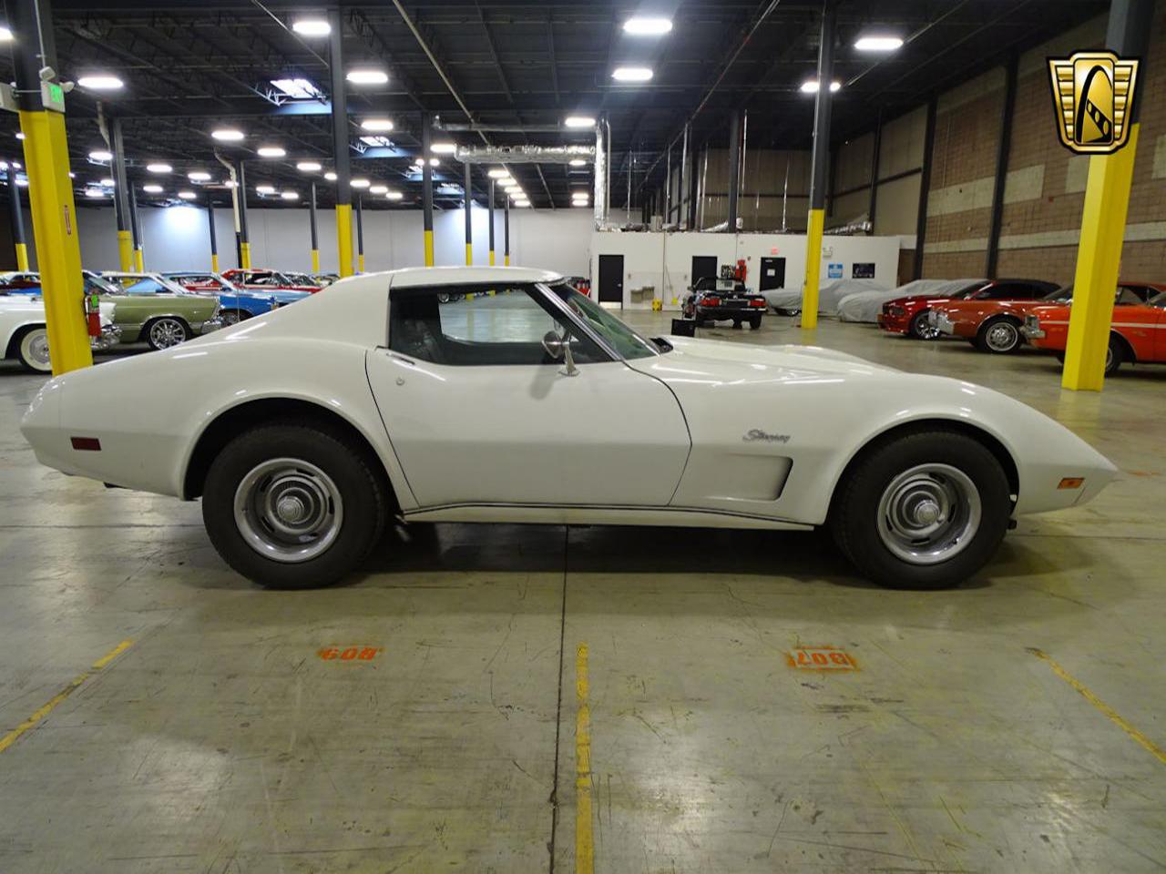 1974 Chevrolet Corvette 21