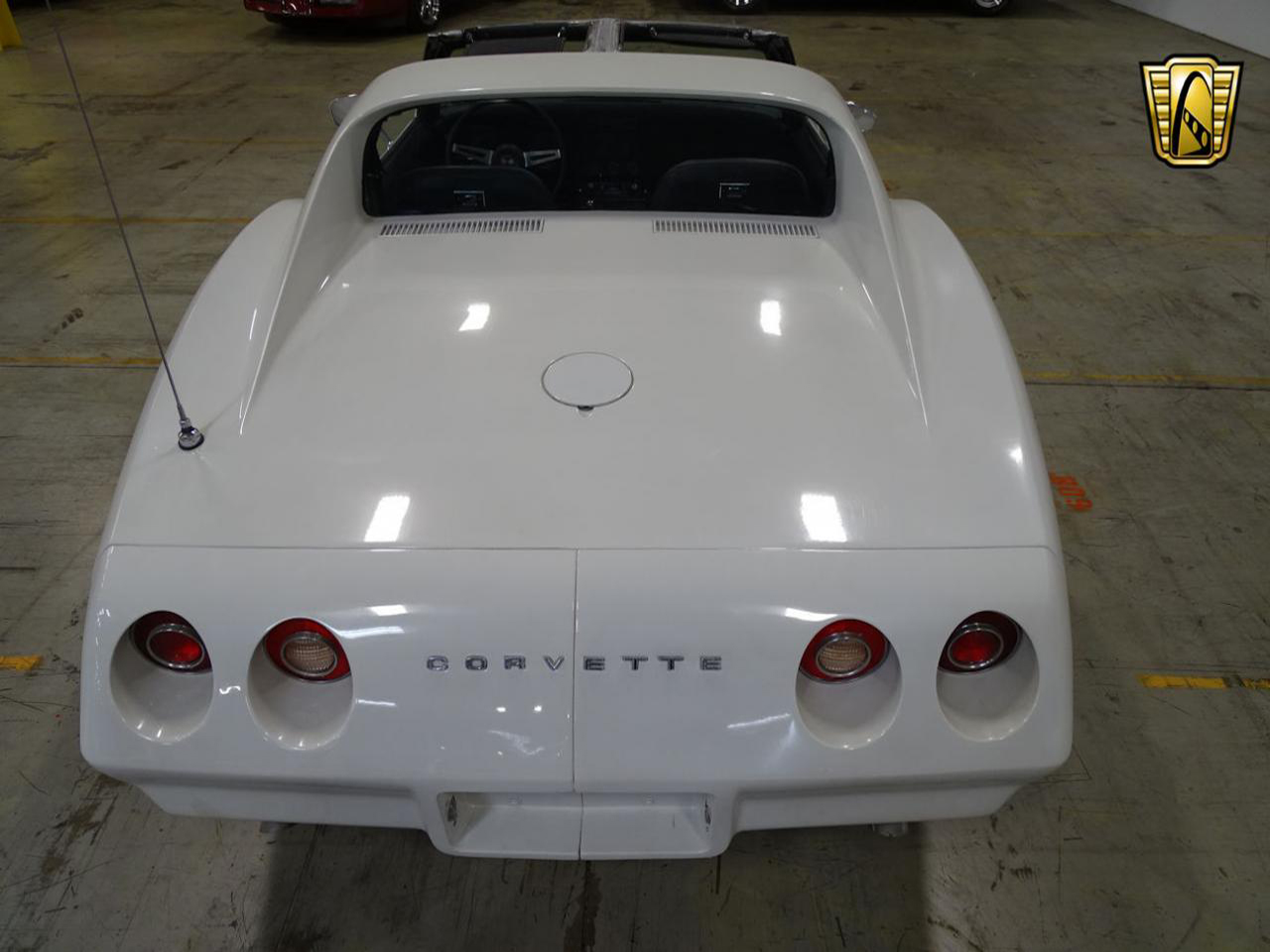 1974 Chevrolet Corvette 22