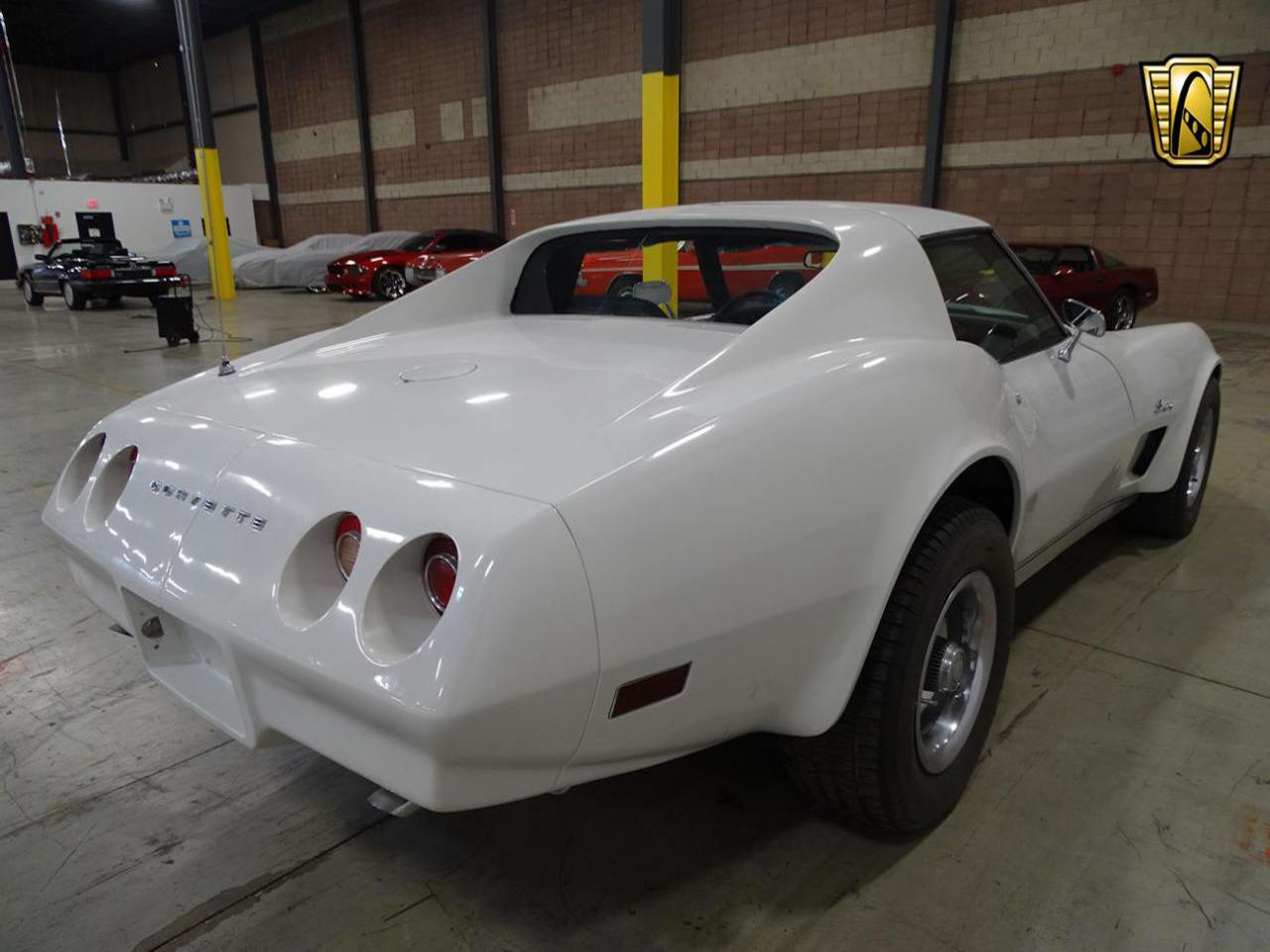 1974 Chevrolet Corvette 25