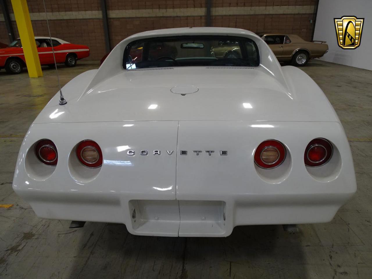 1974 Chevrolet Corvette 29
