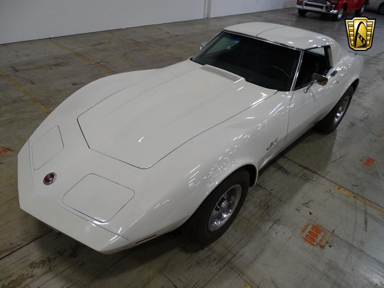 1974 Chevrolet Corvette 41