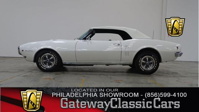 1968 Pontiac Firebird<br><span style='font-size: large; font-style: italic'><b>  </b></span>