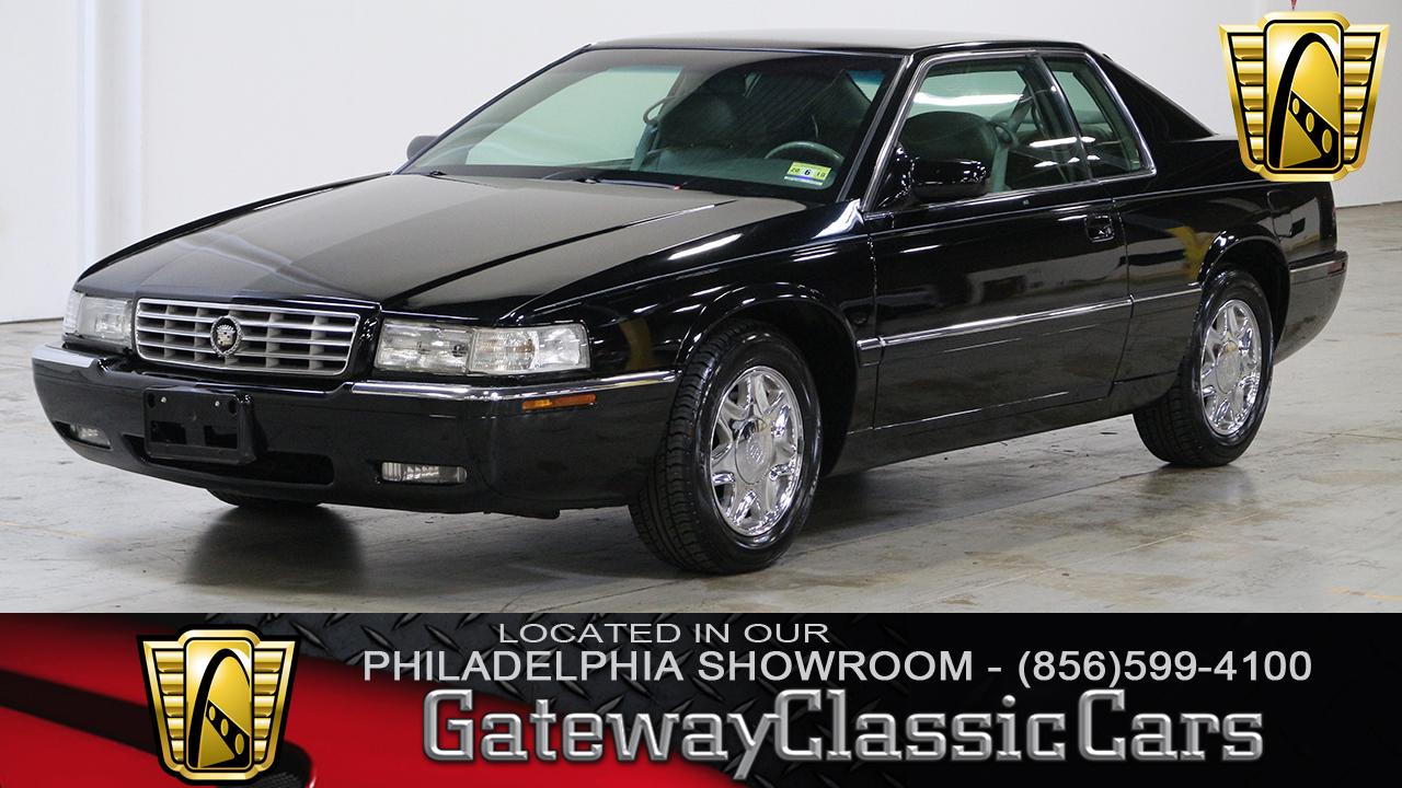 Used 1997 Cadillac Eldorado