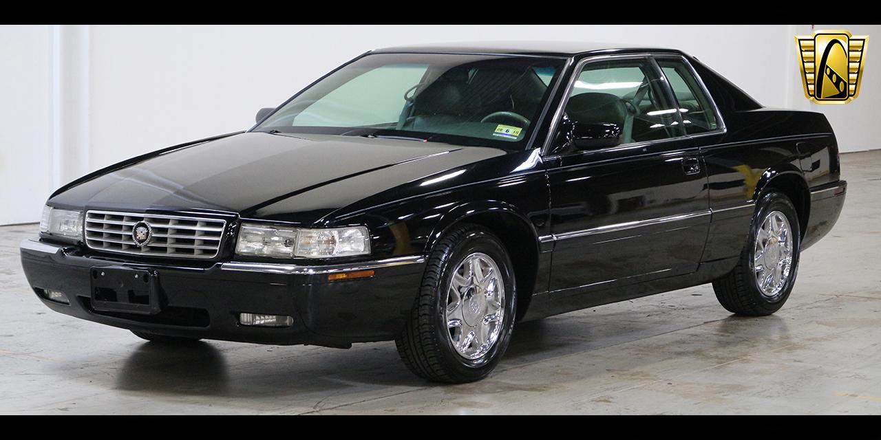 1997 Cadillac Eldorado 2