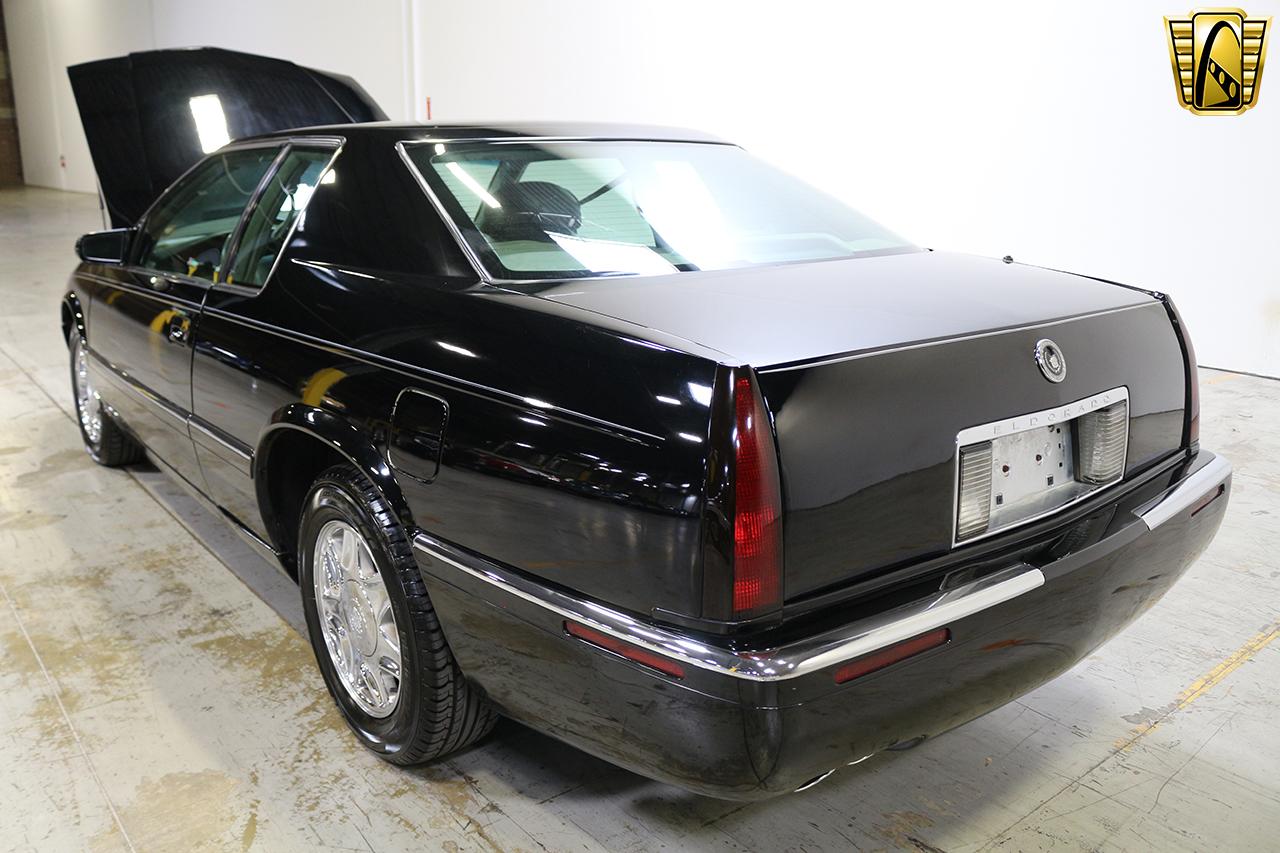 1997 Cadillac Eldorado 17