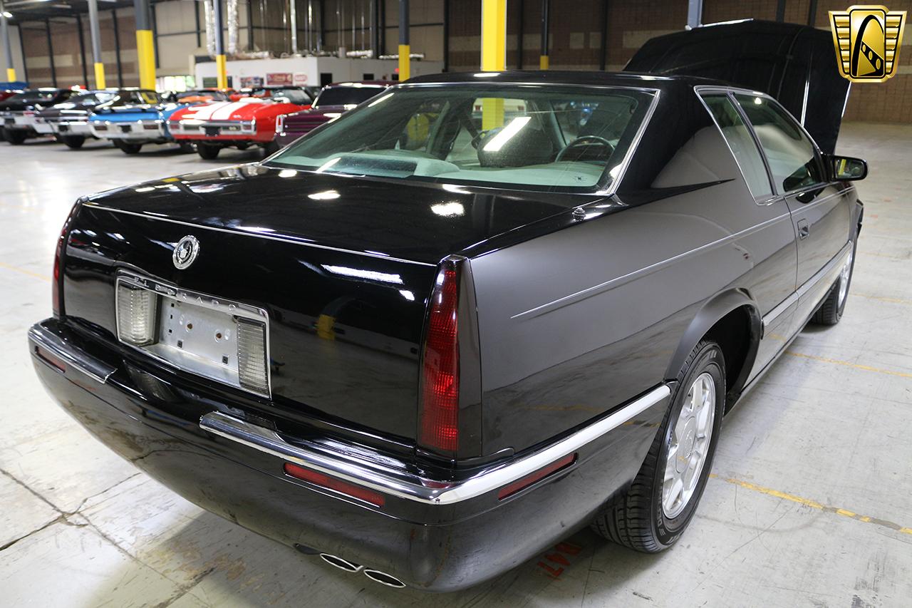 1997 Cadillac Eldorado 21