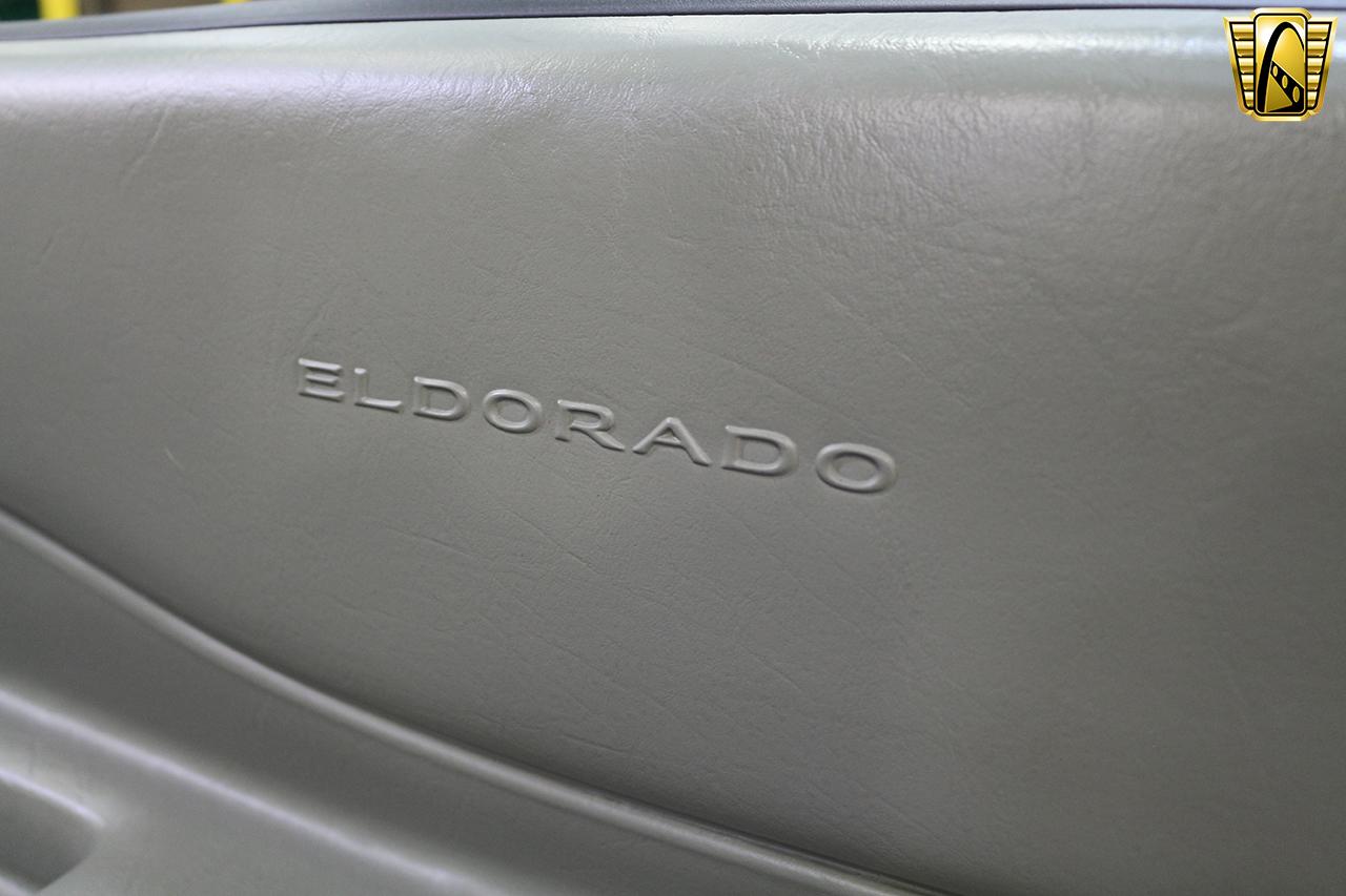 1997 Cadillac Eldorado 40