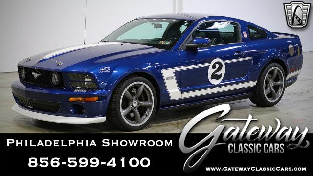 2008 Ford Mustang <br><span style='font-size: large; font-style: italic'><b>Dan Gurney Edition Saleen </b></span>