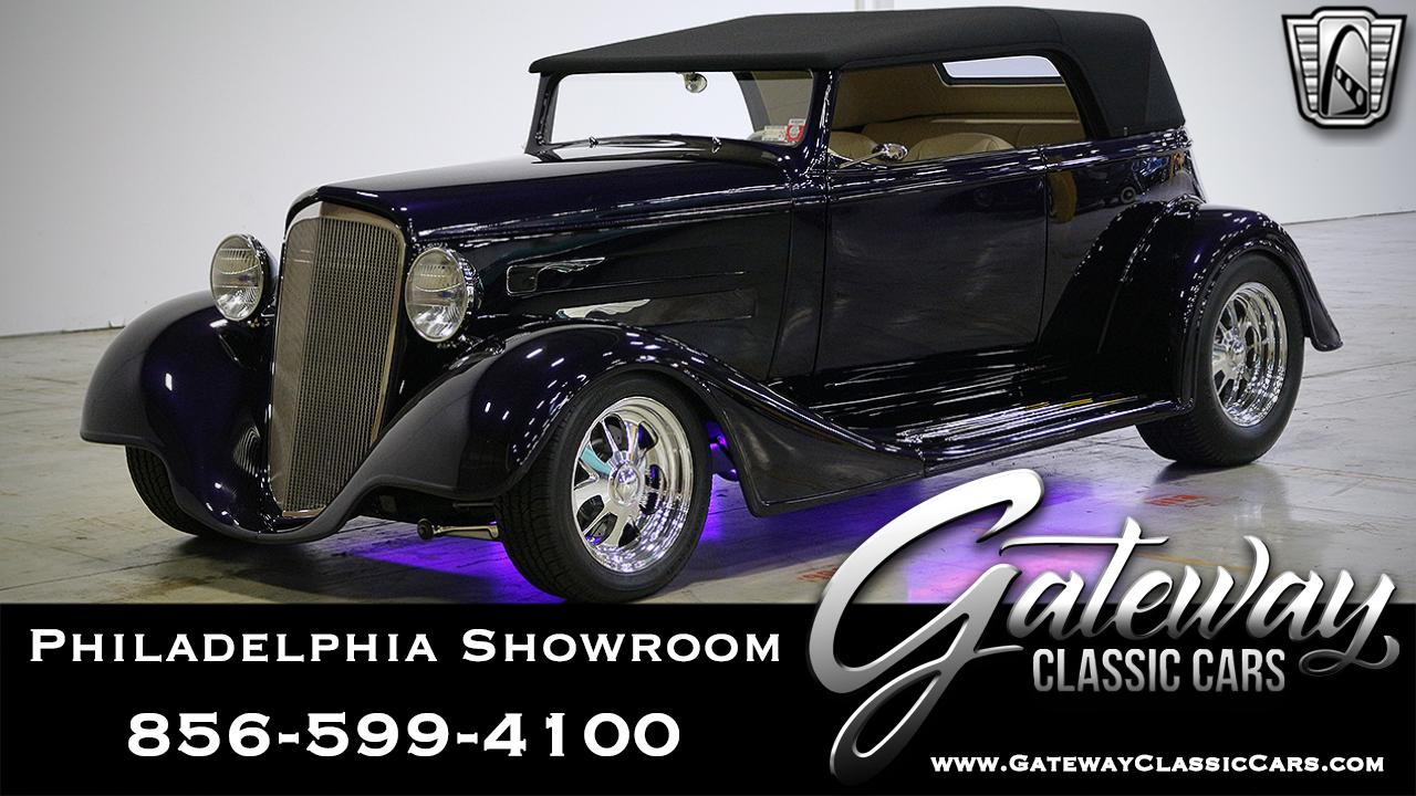 Used 1933 Chevrolet Phaeton