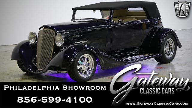 1933 Chevrolet Phaeton<br><span style='font-size: large; font-style: italic'><b>  </b></span>