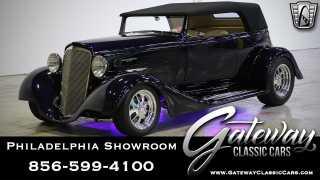 1933 Chevrolet Phaeton
