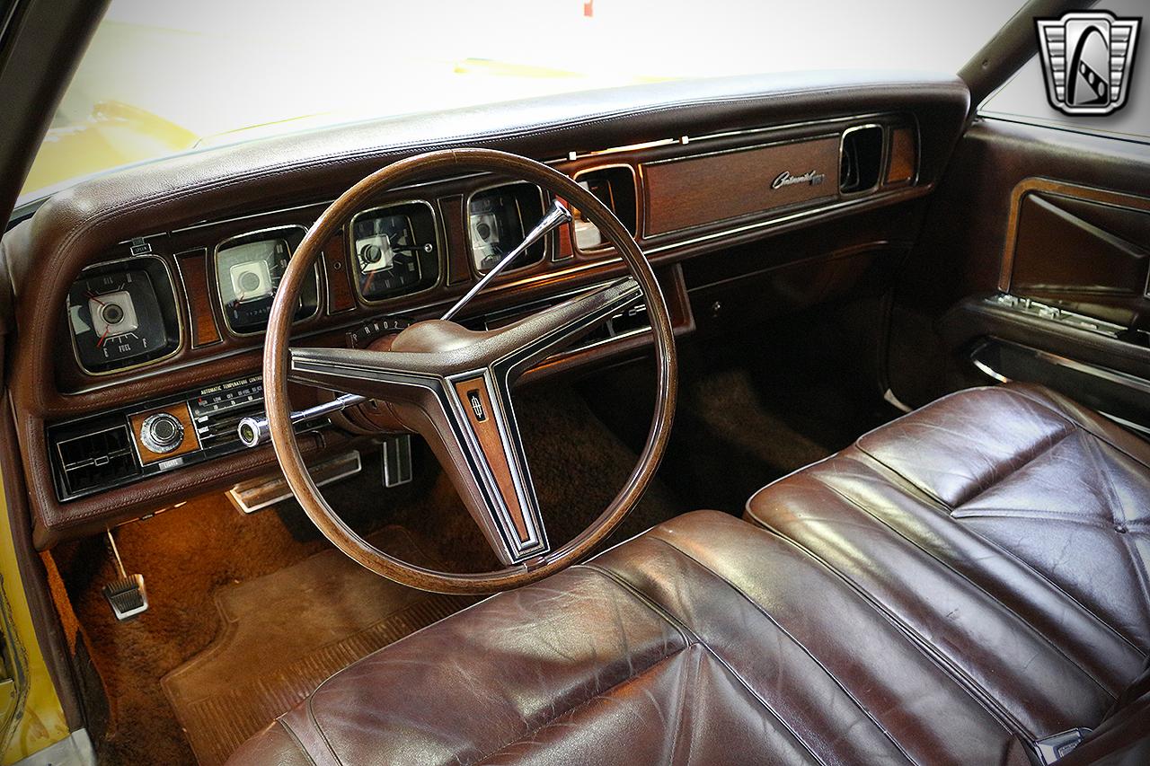 1971 Lincoln Continental 5