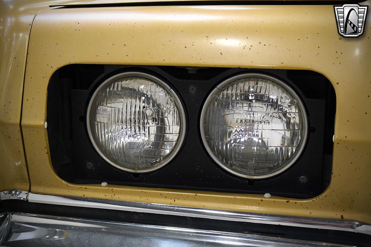 1971 Lincoln Continental 7