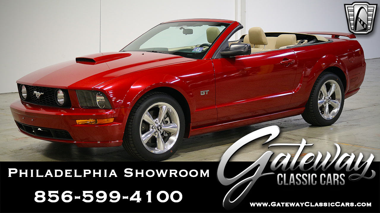 Used 2008 Ford Mustang