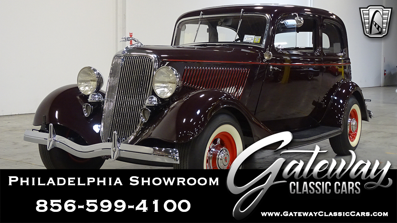 Used 1934 Ford Victoria