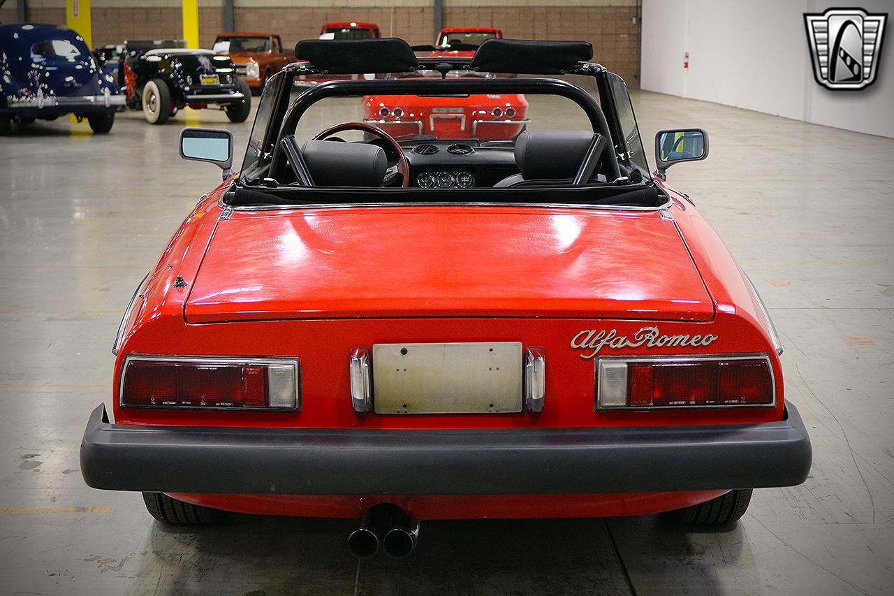 1979 Alfa Romeo Spider 6
