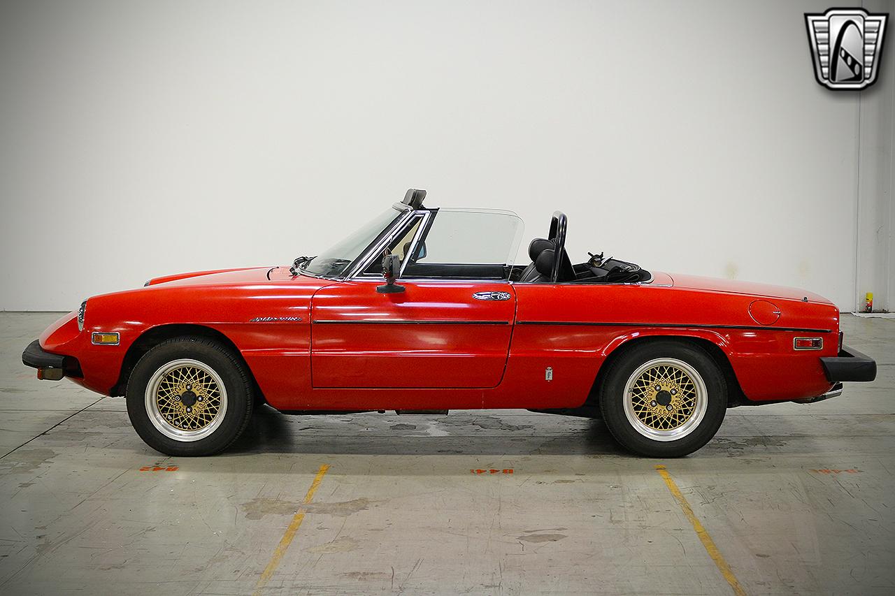 1979 Alfa Romeo Spider 9