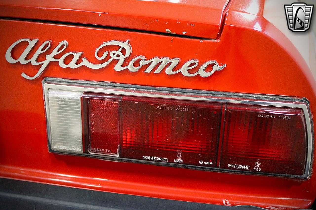 1979 Alfa Romeo Spider 10