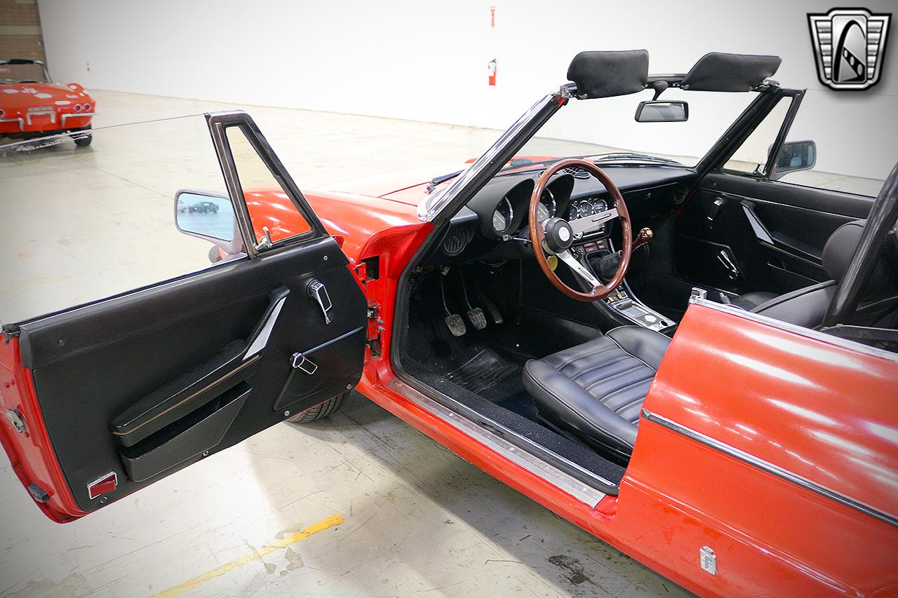 1979 Alfa Romeo Spider 13