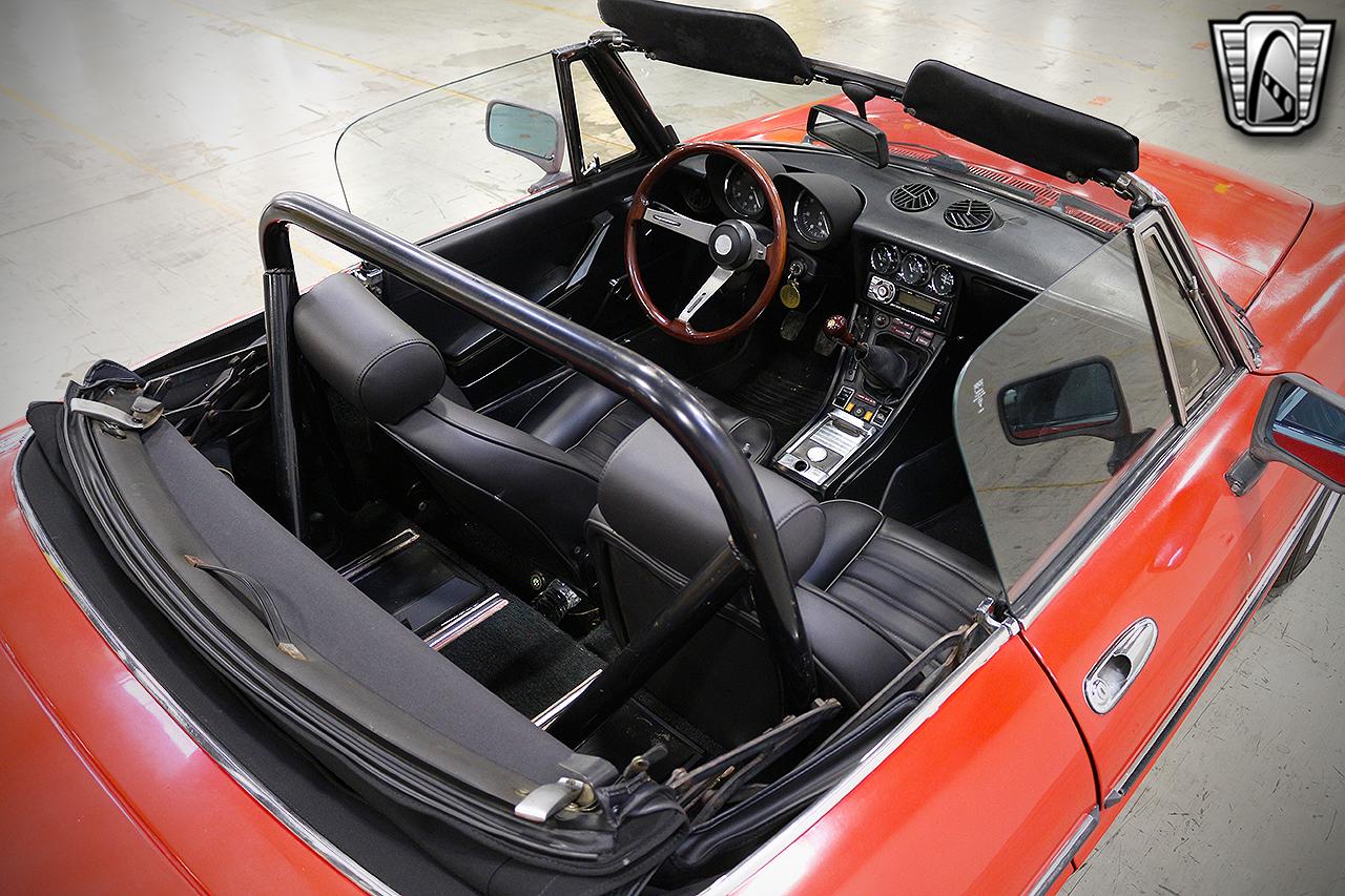 1979 Alfa Romeo Spider 14