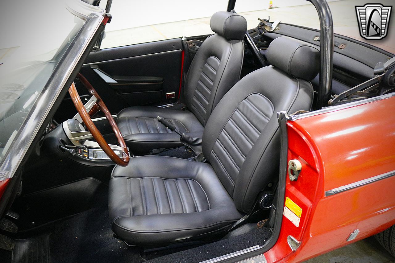1979 Alfa Romeo Spider 15