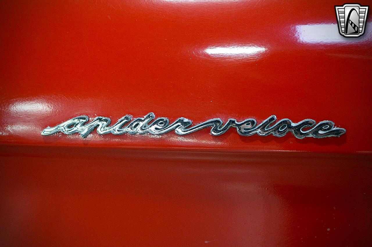 1979 Alfa Romeo Spider 17