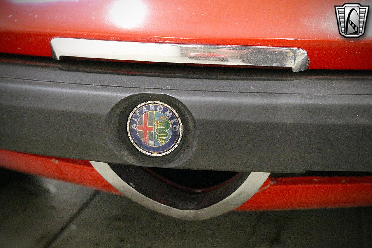 1979 Alfa Romeo Spider 18