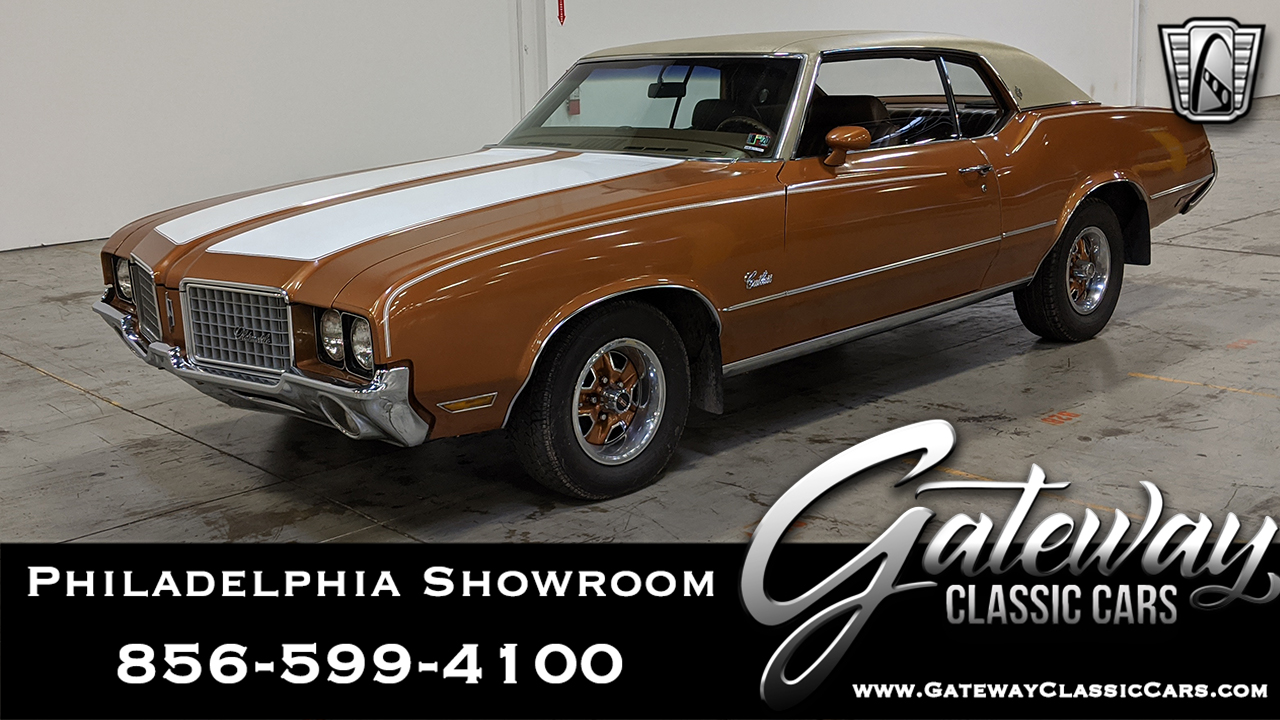 Used 1972 Oldsmobile Cutlass