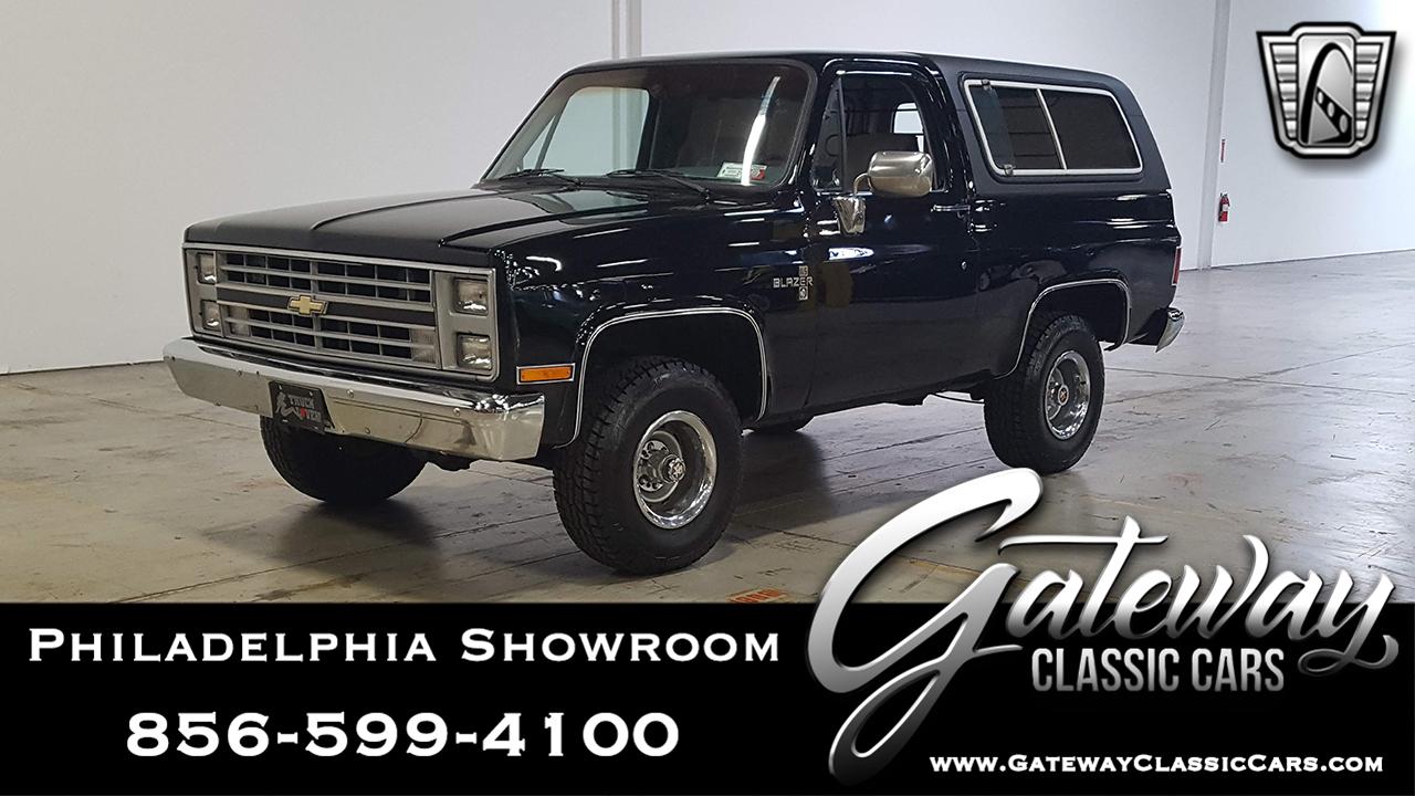 Used 1985 Chevrolet Blazer