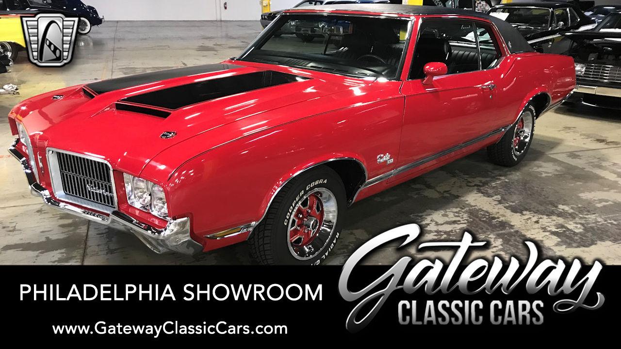 Used 1971 Oldsmobile Cutlass