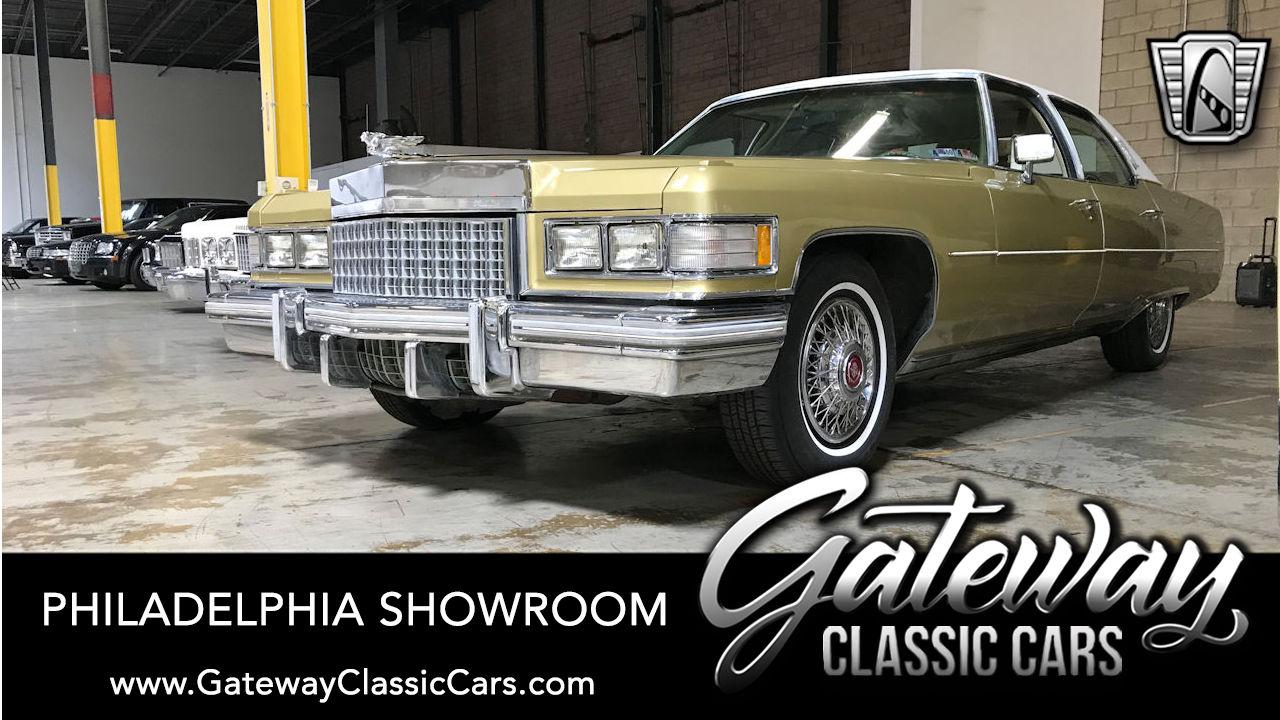 Used 1976 Cadillac Fleetwood