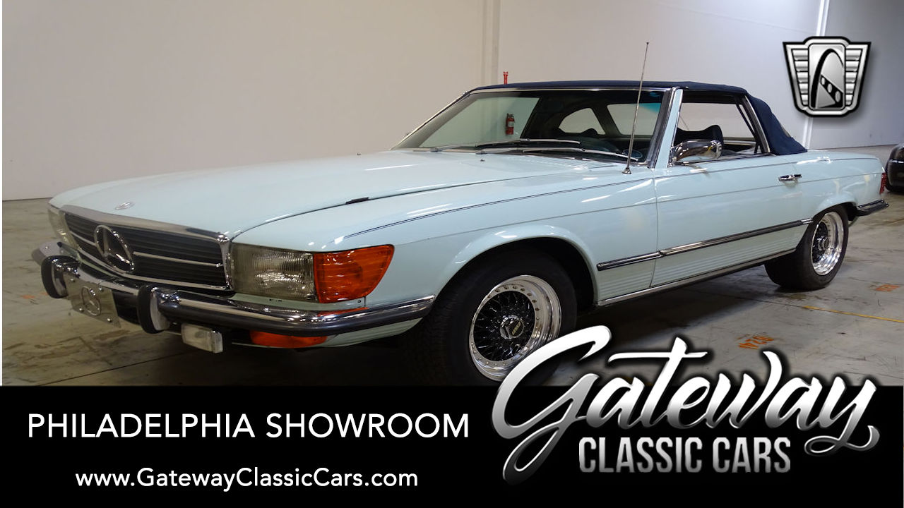 Used 1973 Mercedes 450SL