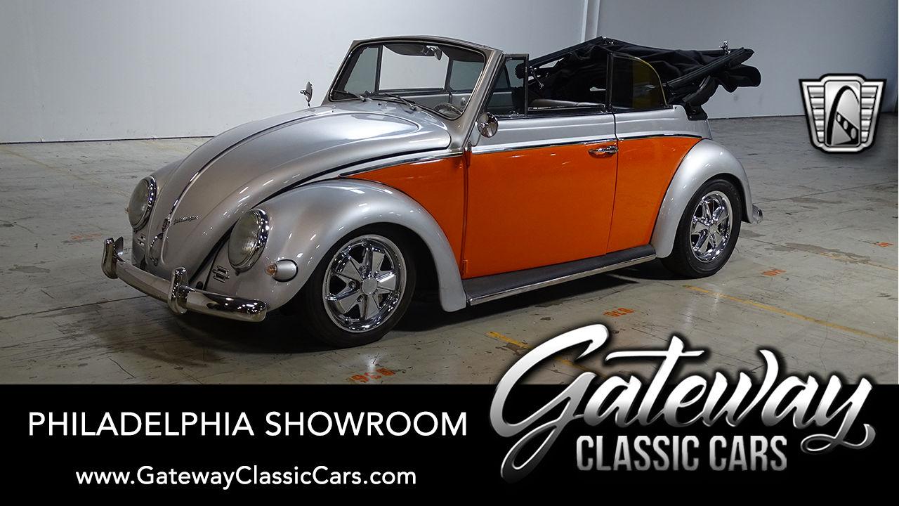 Used 1960 Volkswagen Beetle
