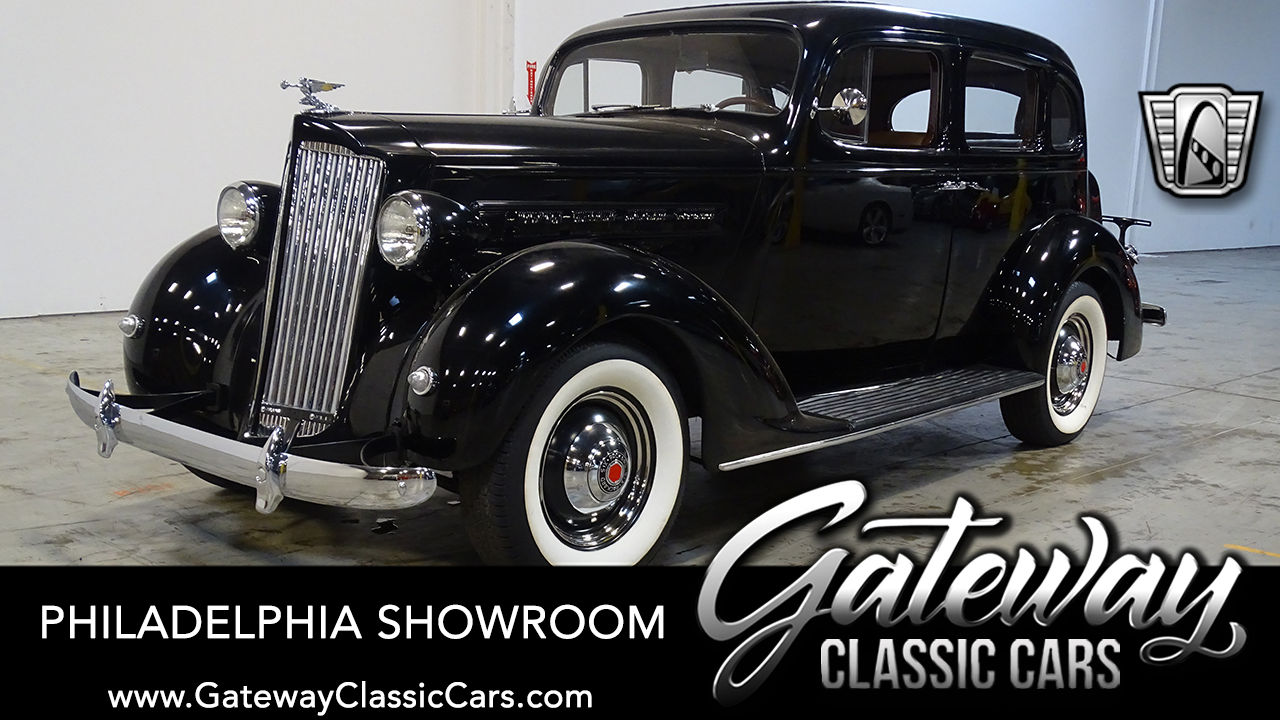 Used 1937 Packard Six