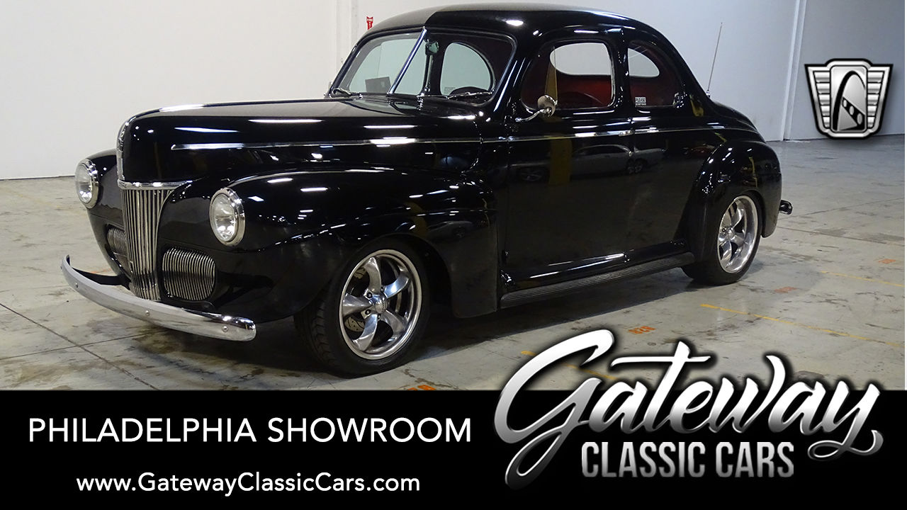 Used 1941 Ford Business Coupe