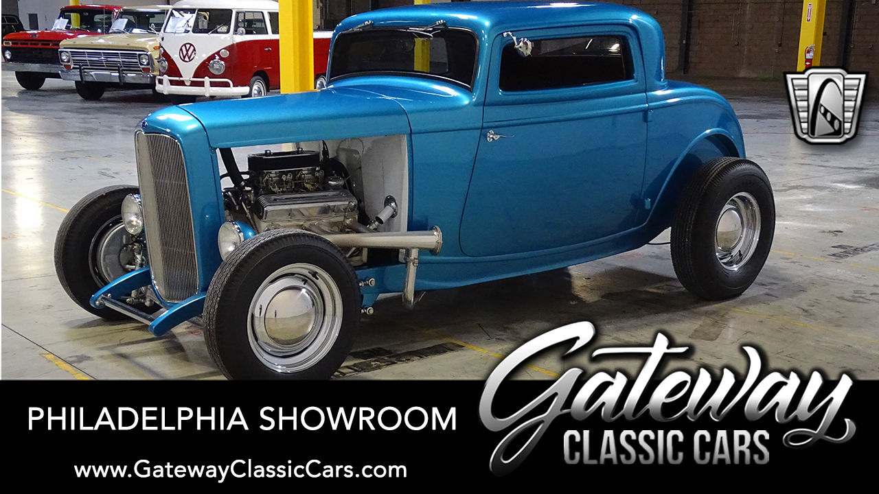 Used 1932 Ford 3 Window