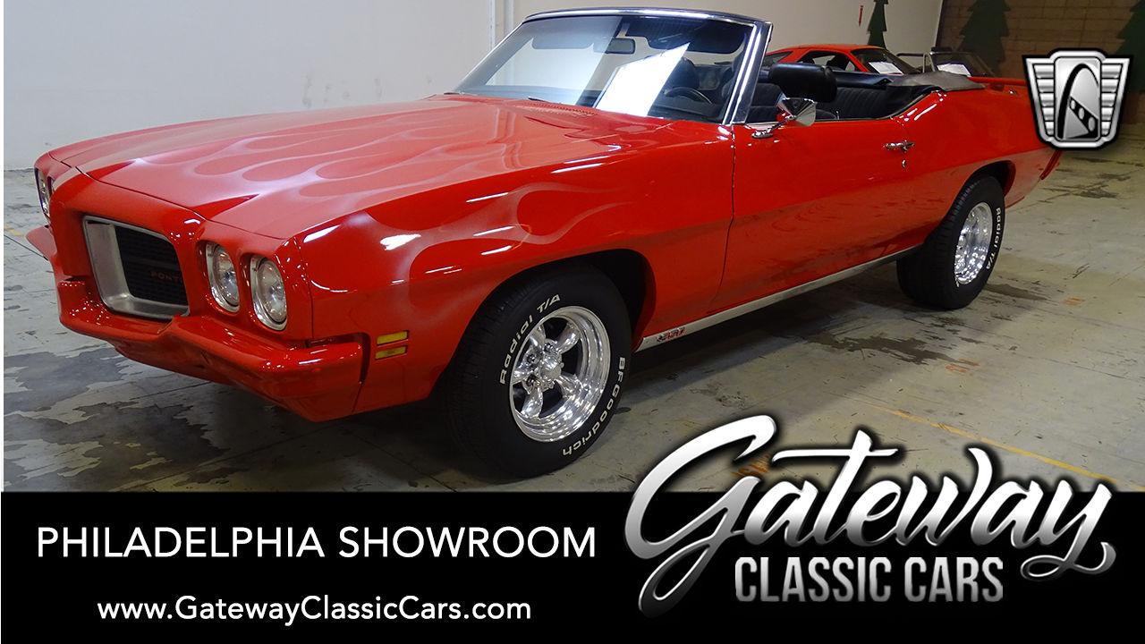 Used 1970 Pontiac Lemans