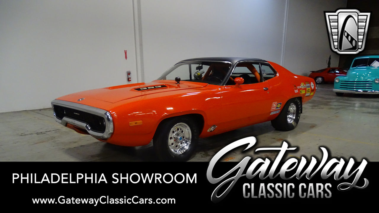 Used 1971 Plymouth Road Runner