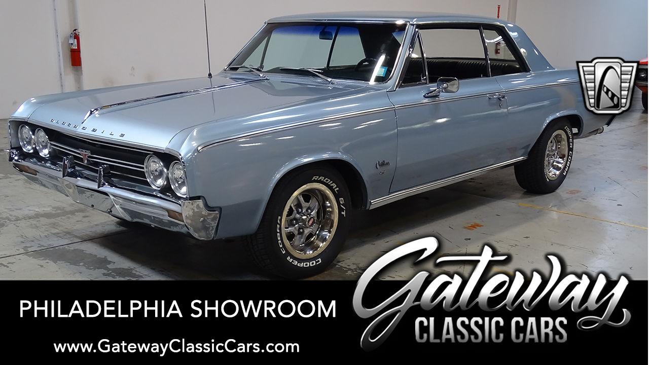 Used 1964 Oldsmobile Cutlass