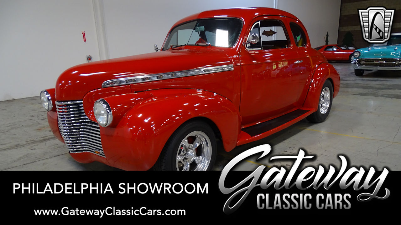 Used 1940 Chevrolet Coupe