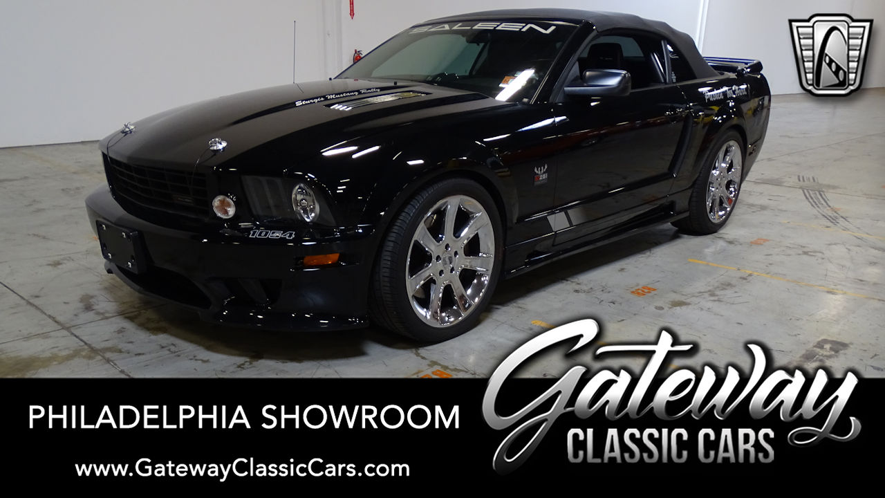 Used 2005 Ford Mustang